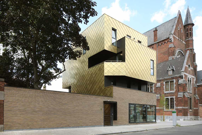 Fp architecture bureau darchitecture bruxelles