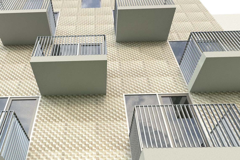 8 logements passifs