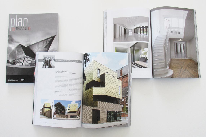 La Maison de quartier Saint-Antoine dans le magazine Plan