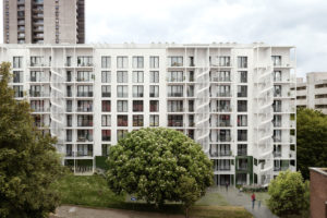165 logements Peterbos